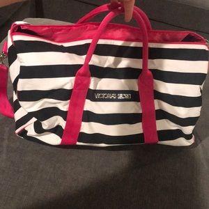 Women's Victoria Secret Duffle Bag